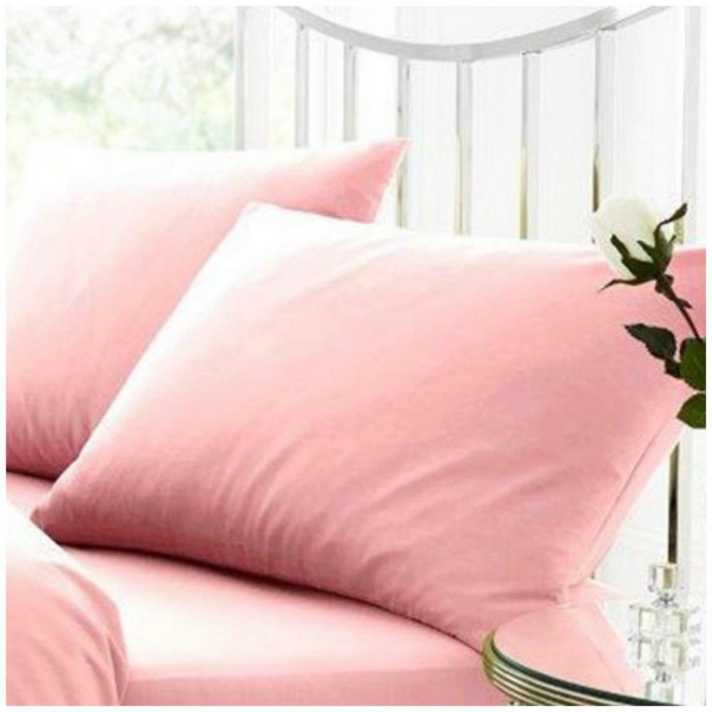 11020400 percale pillow case pink 1 1