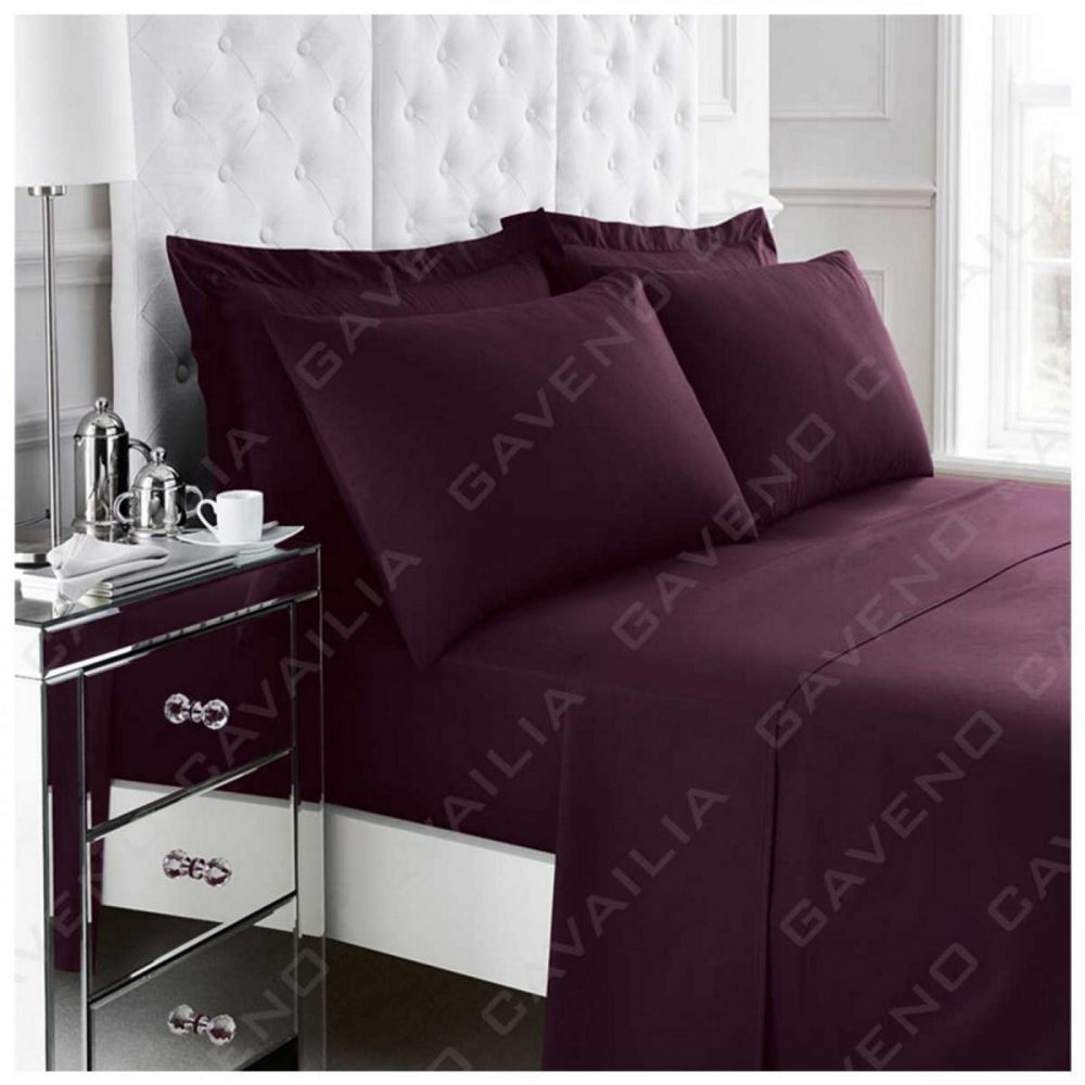 11020998 percale flat sheet double berry 1 1