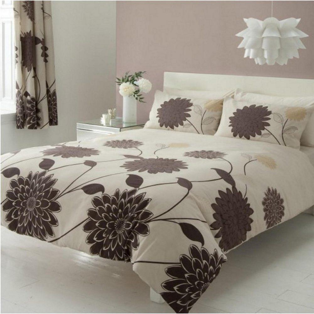 11032731 printed duvet set double sophia cream 1 1