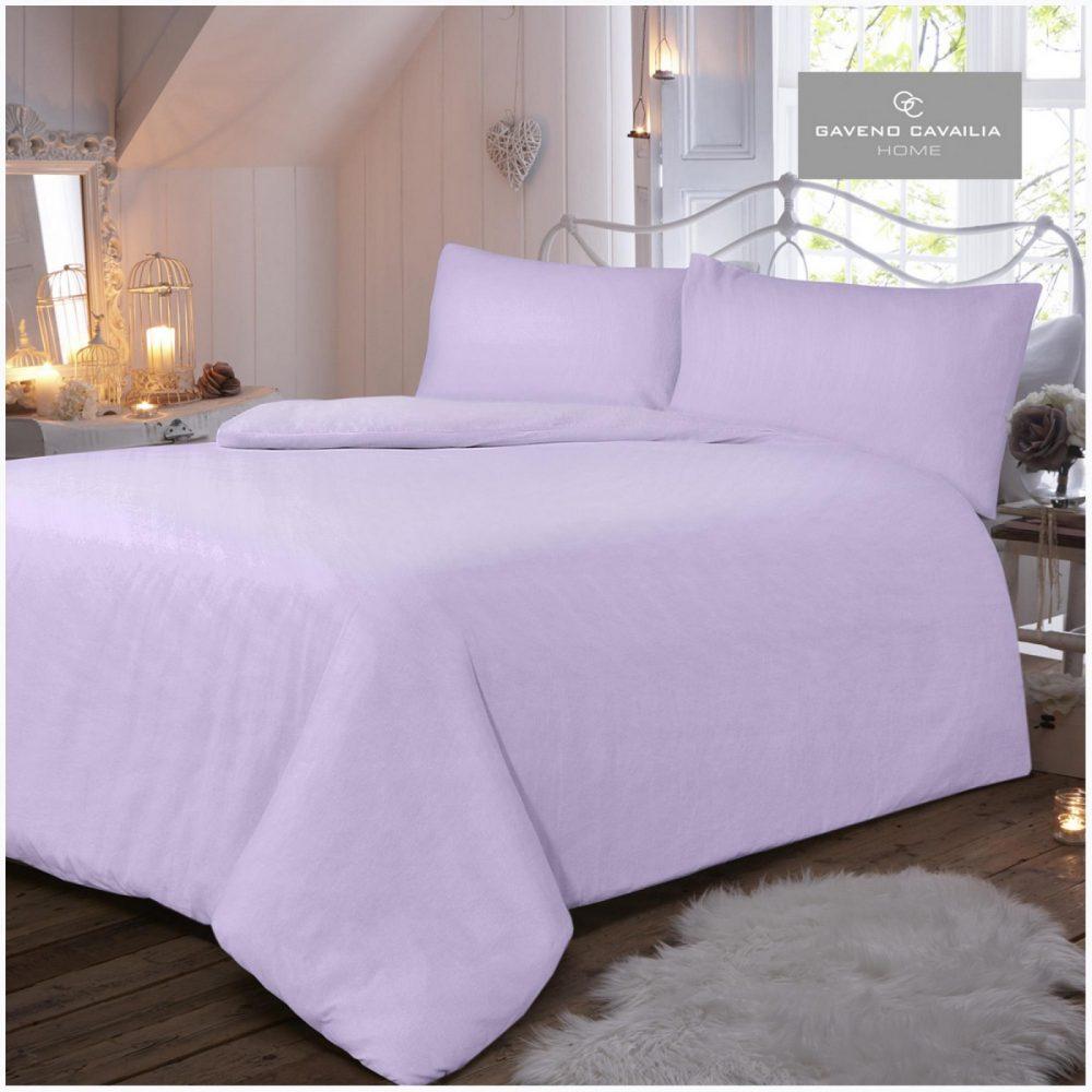 11065456 flannel plain duvet set double lilac 1 2