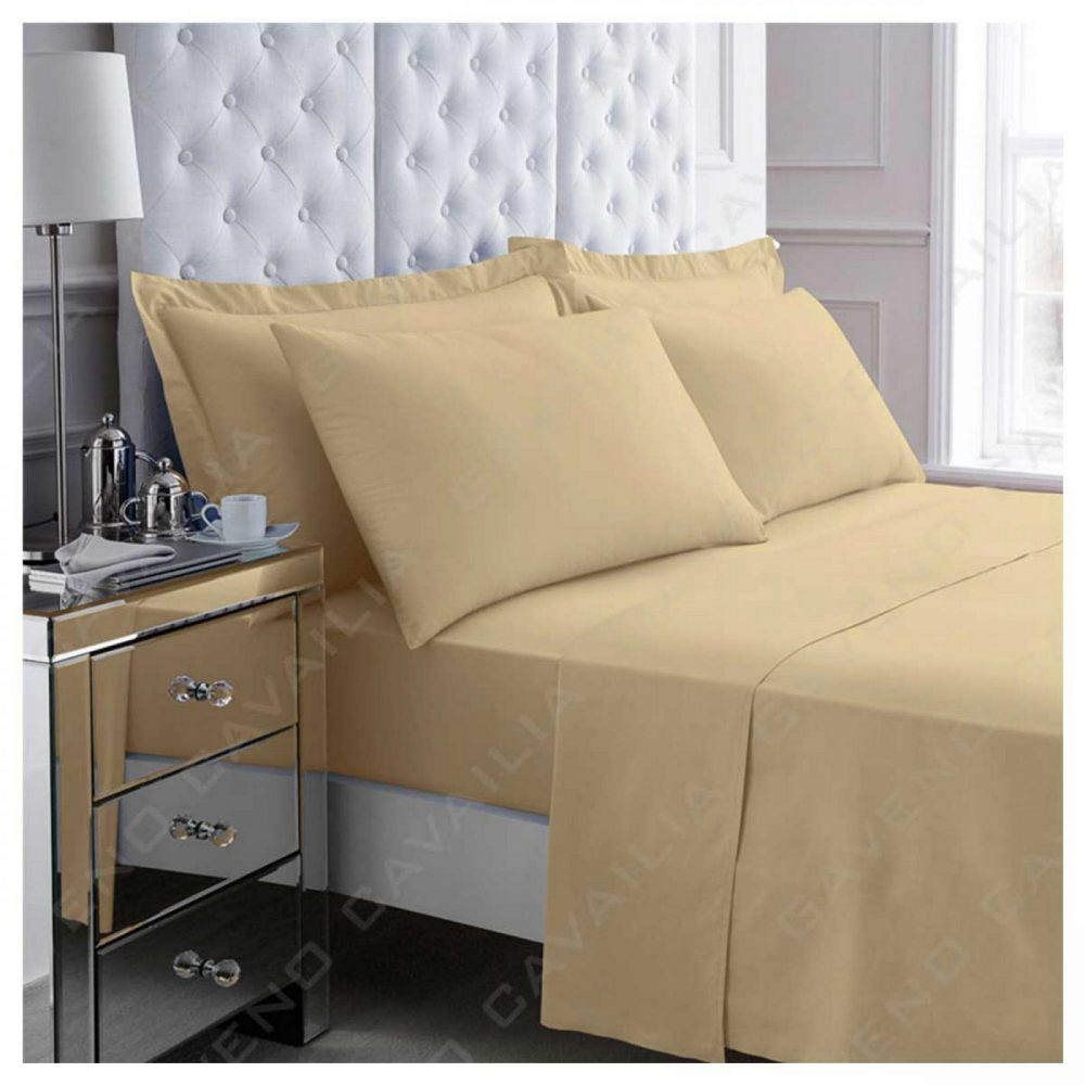 11074250 percale flat sheet double natural 1 2