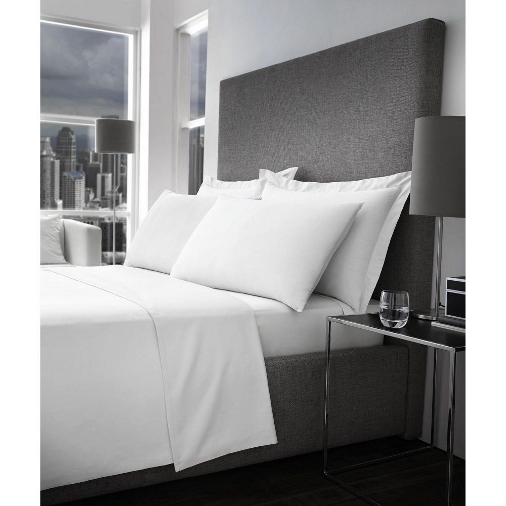 11093282 400 tc fitted sheet double white 1 3