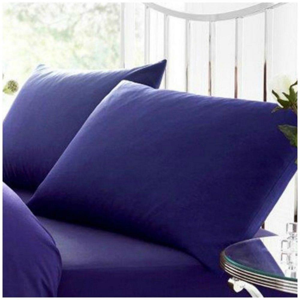 11094500 percale pillowcase royal blue 1 2