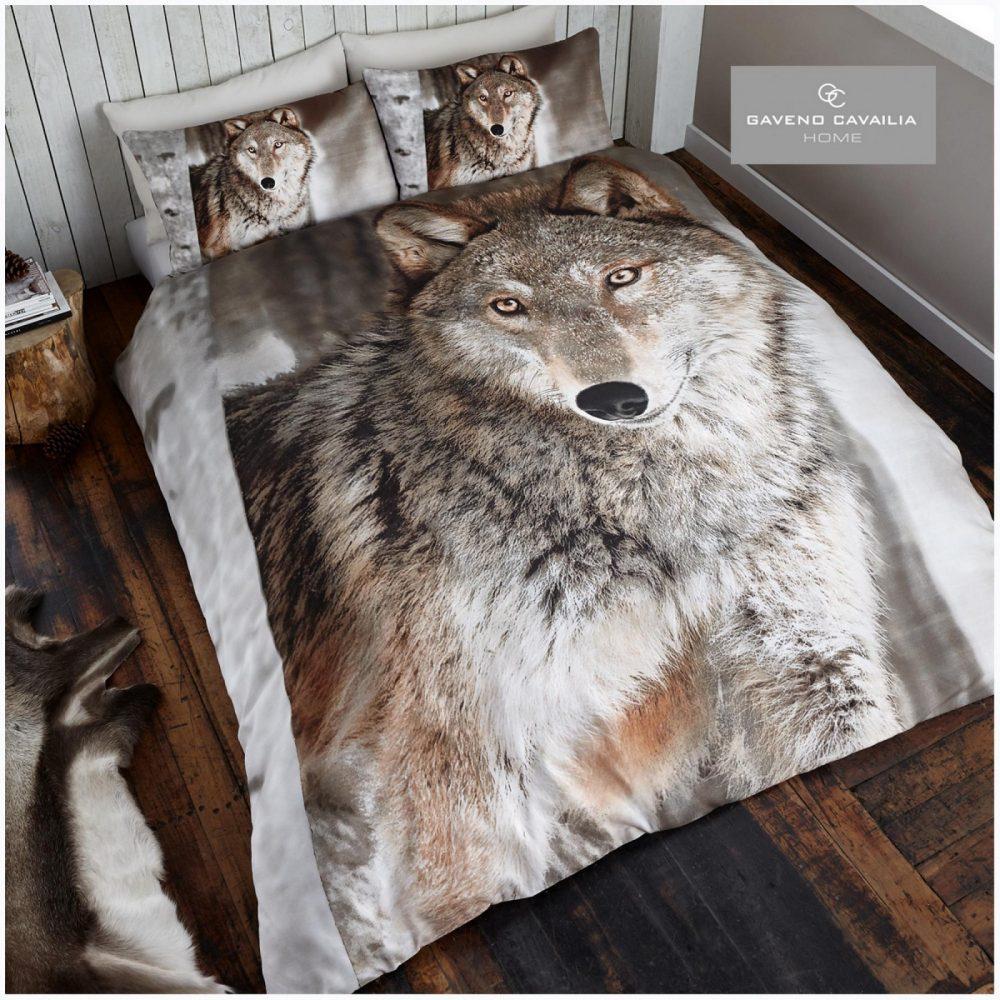 11099741 premium duvet set double 3d wolf 1 2
