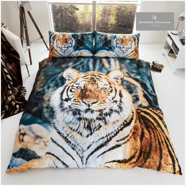 11099895 premium duvet set double 3d tiger 1 2