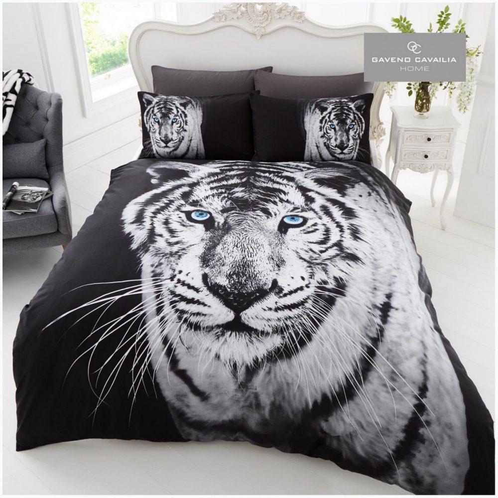 11099925 premium duvet set double 3d white tiger 1 2