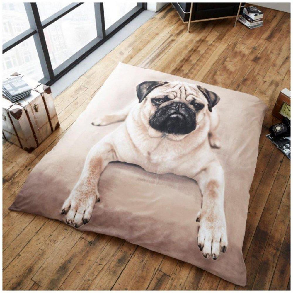 11101154 3d printed throw 150x200 pug dog 1 2