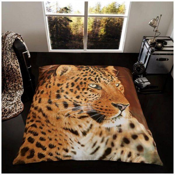 11101185 3d printed throw 150x200 leopard 1 2