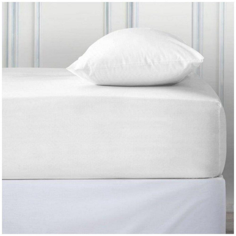 11110866 percale deep ftd sheet double white 1 2