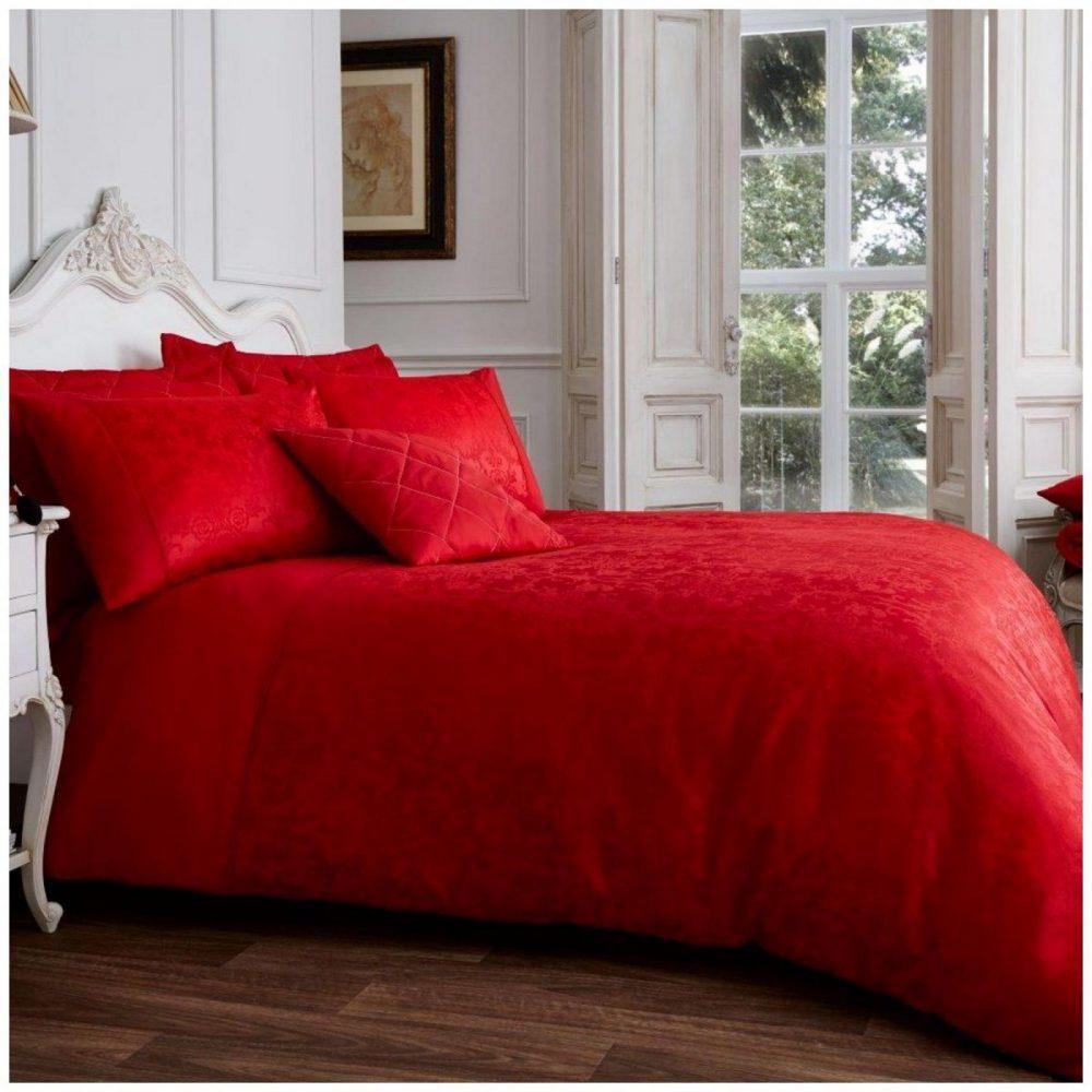 11111184 vincenza jacquard duvet set double red 1 1