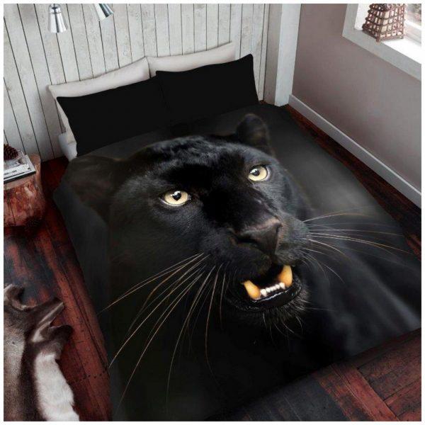 11114840 3d printed throw 150x200 black panther 1 2