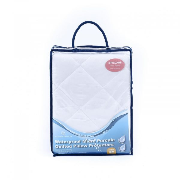 11128045 micro percale protector waterproof pillow 1 1
