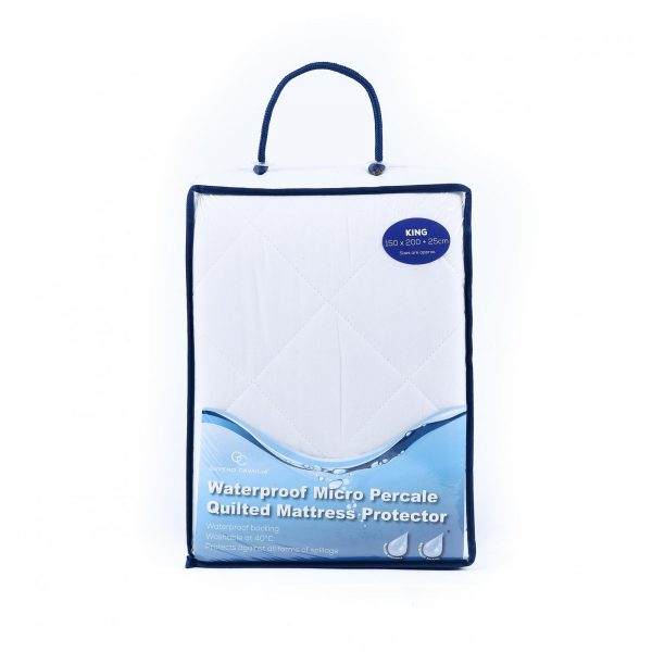 11128465 deep quilted mattress protector double 1 2