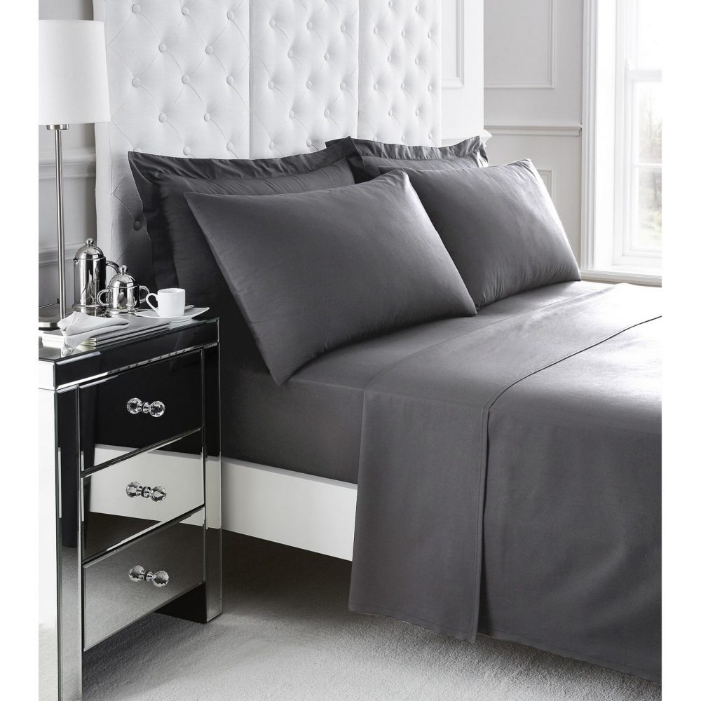 11129929 200 tc oxford pillow case grey 1 3
