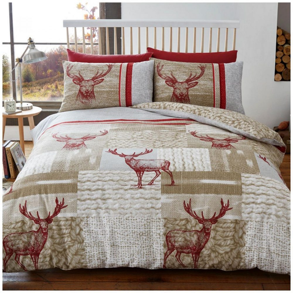 11135791 flannel duvet set new stag double natural 1 3