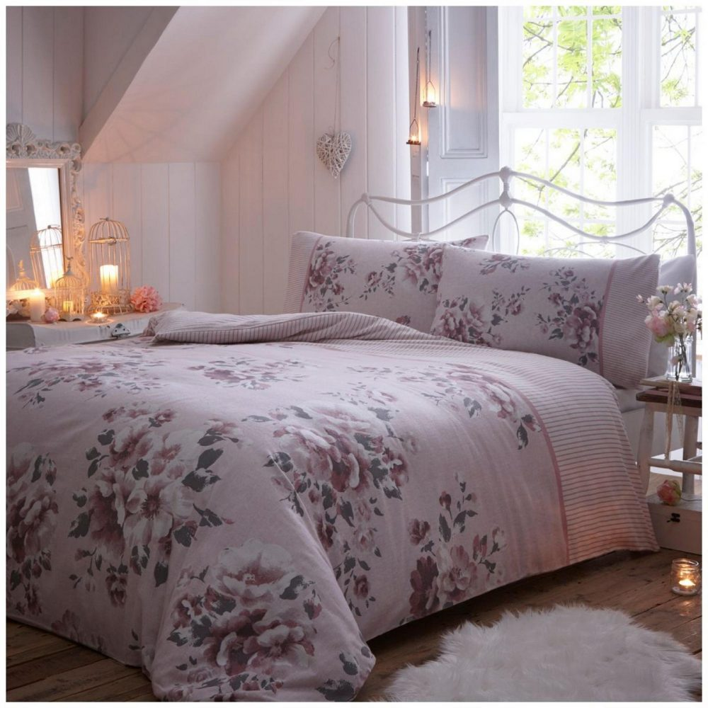 11135975 flannel duvet willow double soft pink 1 2