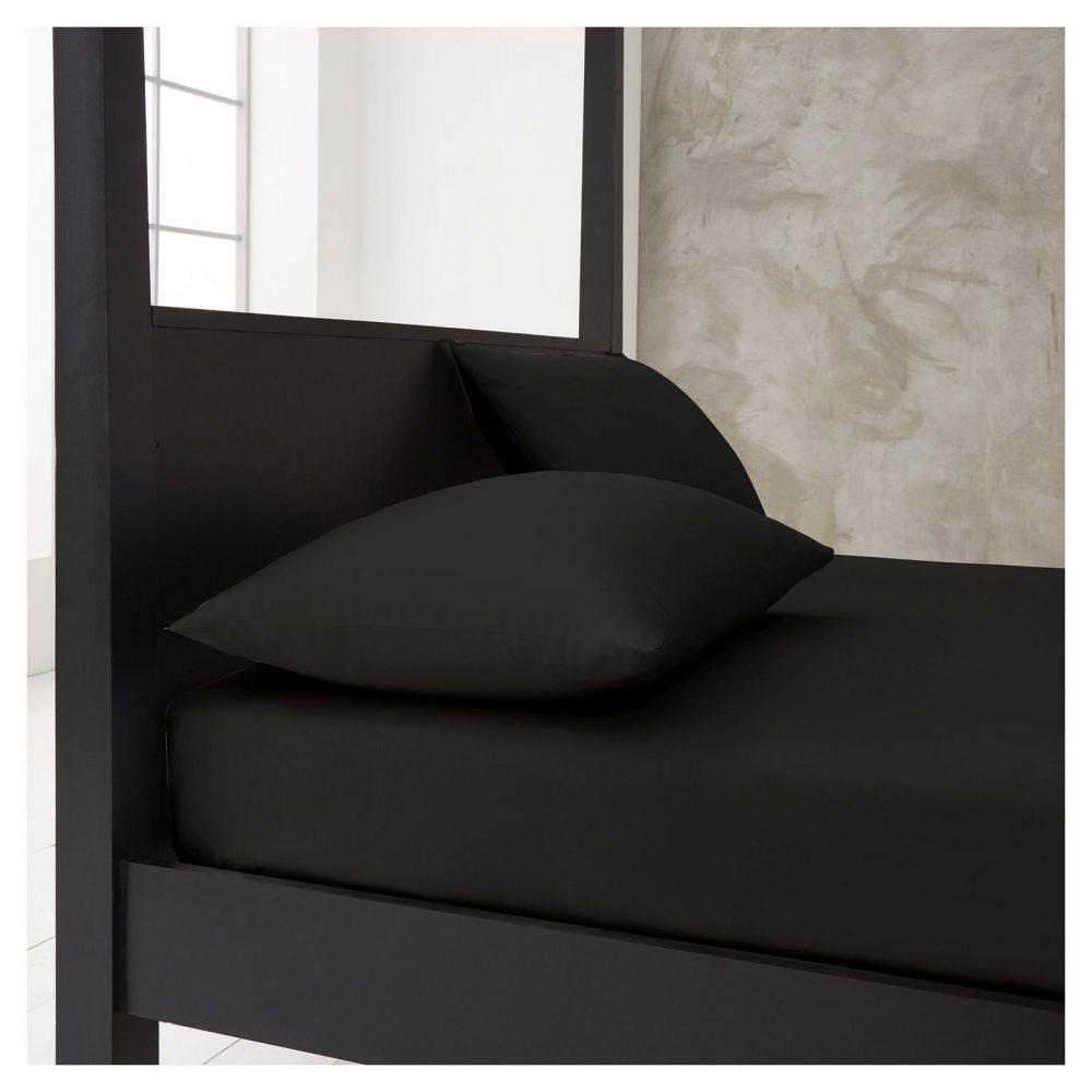 11143857 new diamond housewife pillow case 74x48 black 1 1
