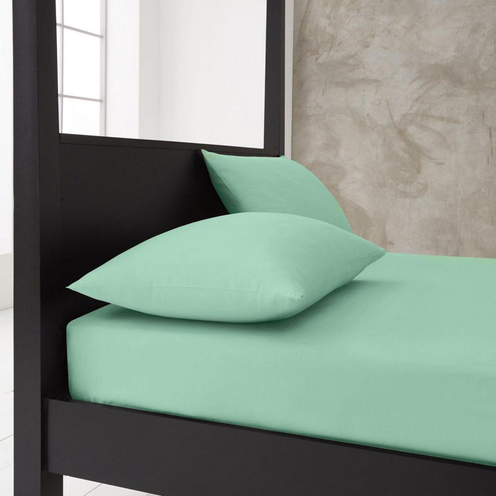 11144014 new diamond housewife pillow case 74x48 peppermint 1 1