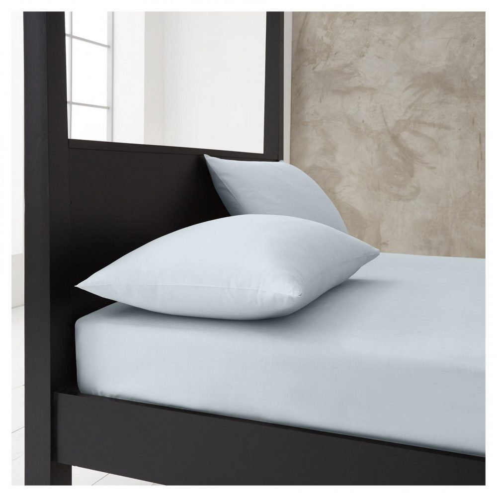 11144076 new diamond housewife pillow case 74x48 sky blue 1 1