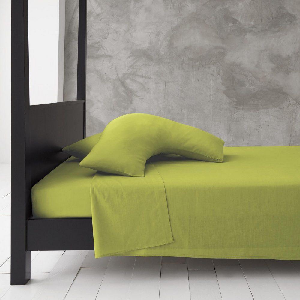 11144168 new diamond v pillow case 79x36 lime green 1 1