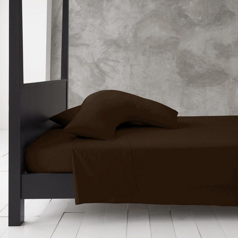 11144175 new diamond v pillow case 79x36 chocolate 1 1
