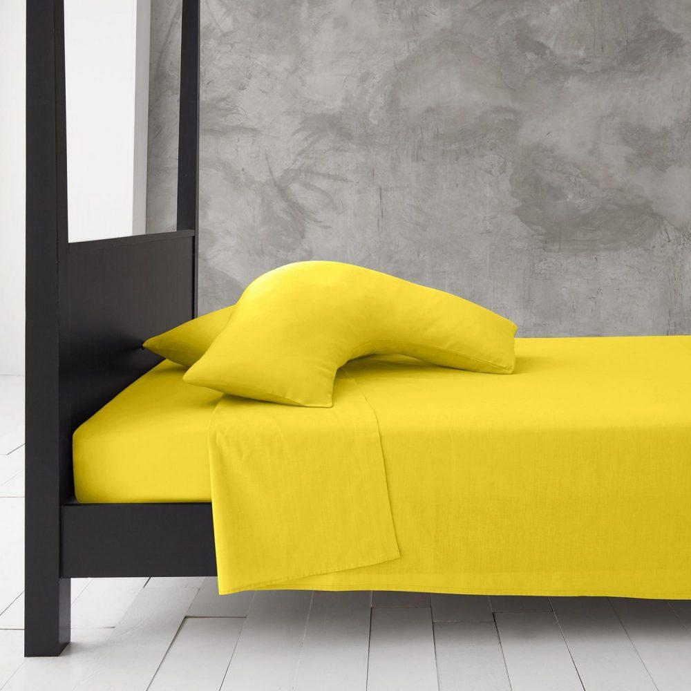 11144250 new diamond v pillow case 79x36 lemon 1 1