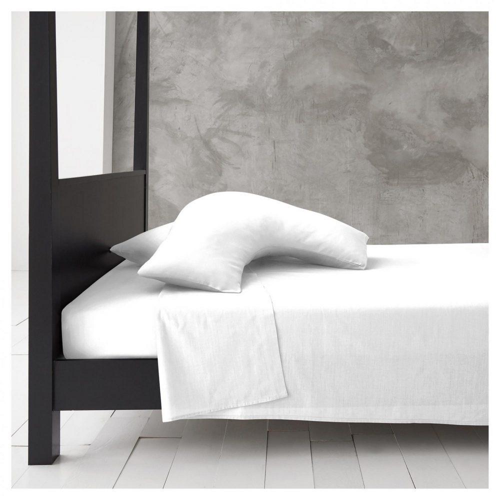 11144366 new diamond v pillow case 79x36 white 1 1