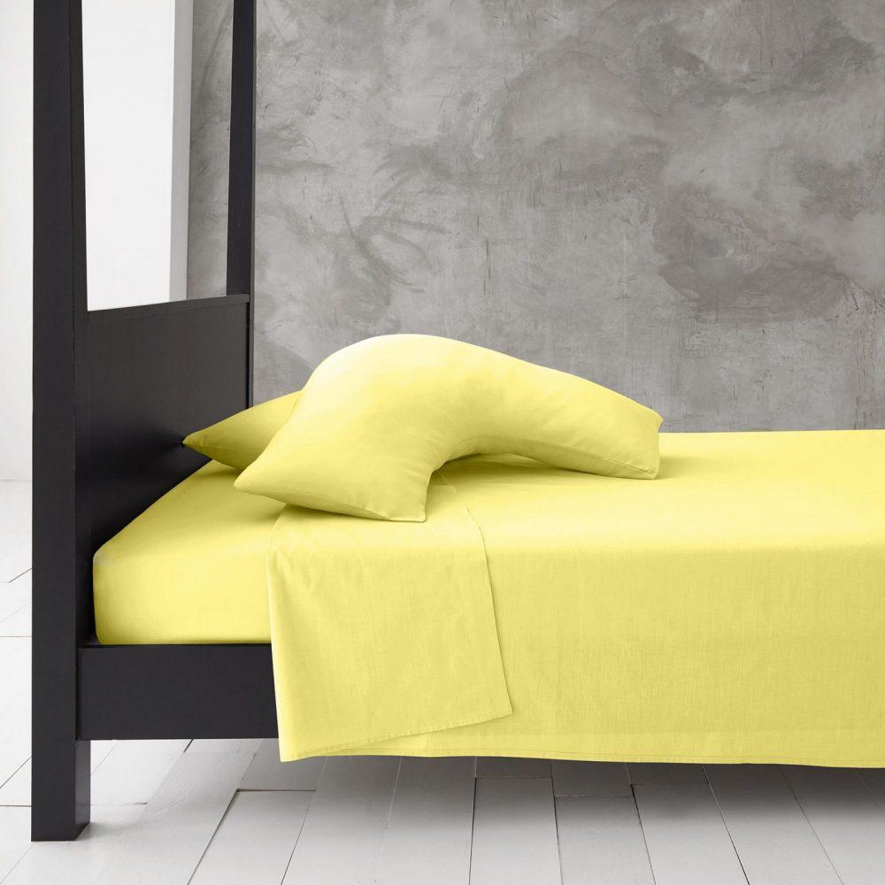 11144380 new diamond v pillow case 79x36 yellow 1 1