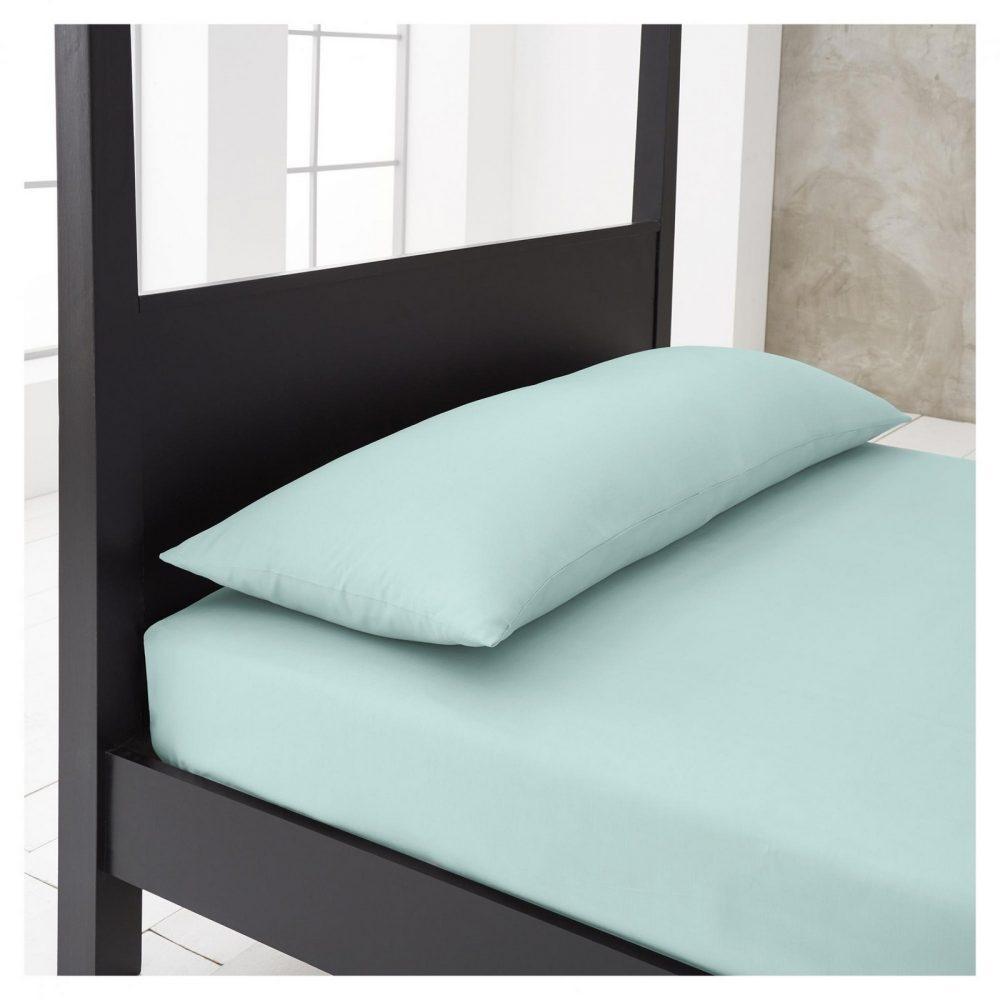 11144670 new diamond bloster pillowcase double aqua 1 1