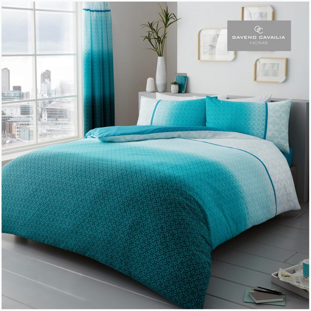 11149491 printed duvet set urban ombre double teal 1 1