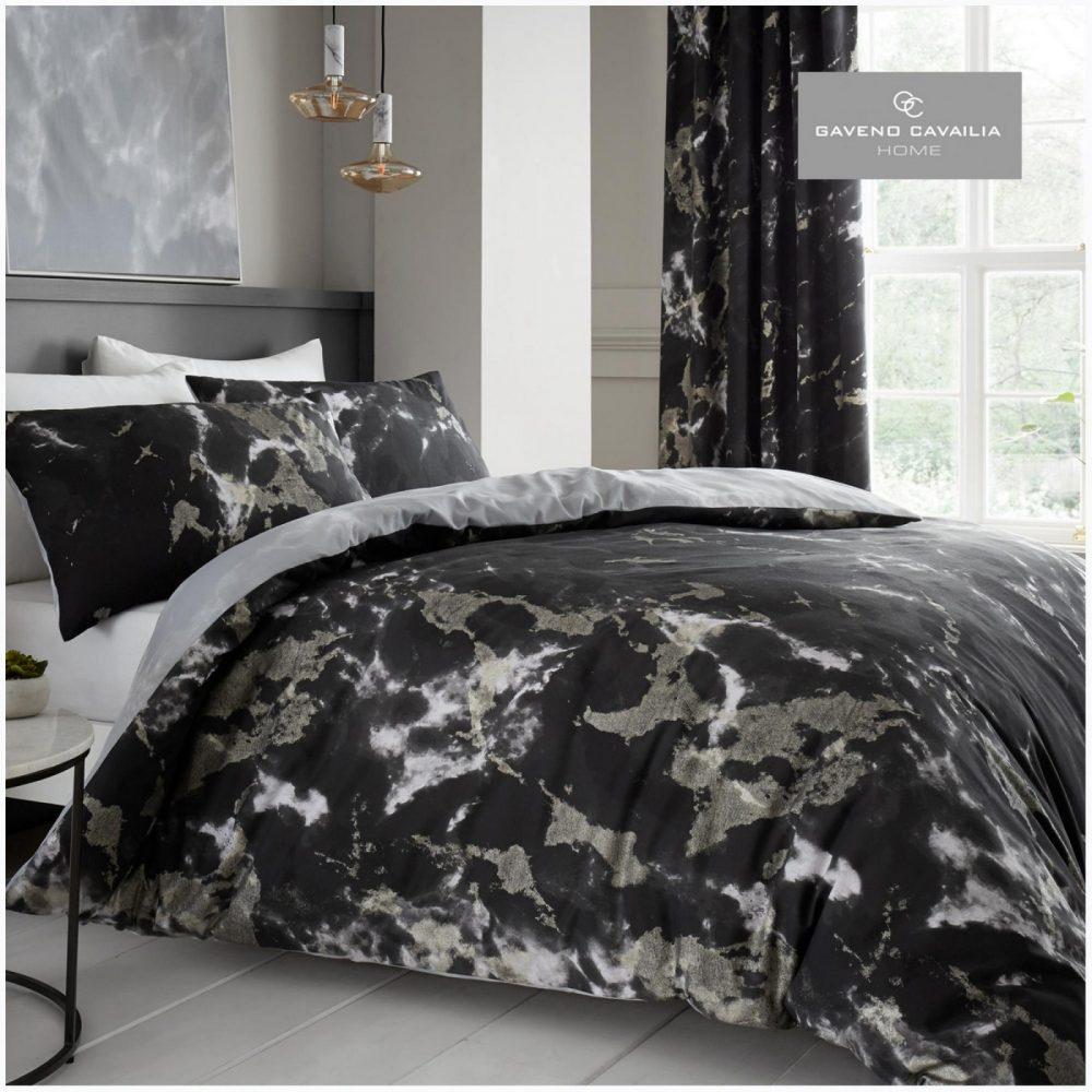 11150732 printed duvet set marble double black 1 2