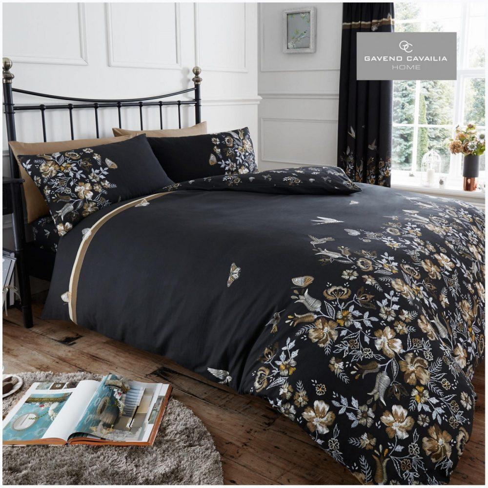 11151210 printed duvet set maria double black natural 1 2