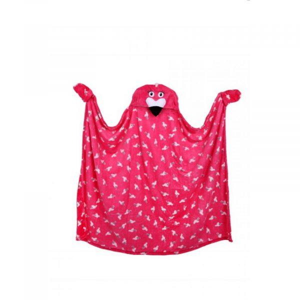 11151777 hooded blanket flamingo 1 2