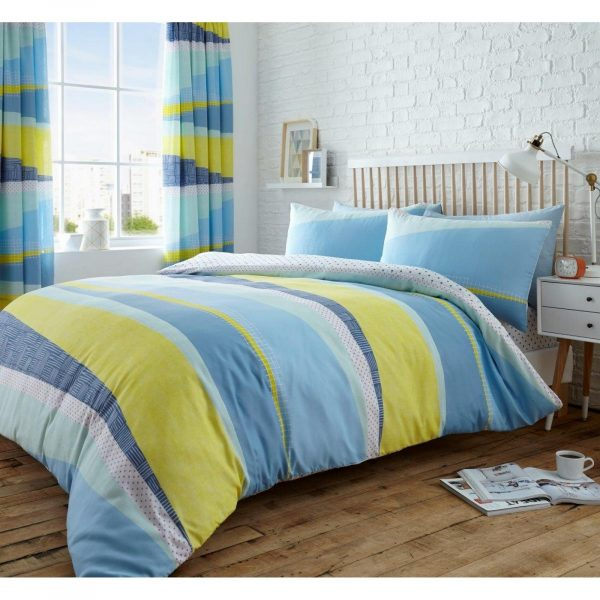11153016 printed duvet set dexter double blue 1 2