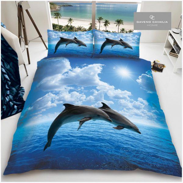 11155560 premium duvet set double 3d dolphin 1 2