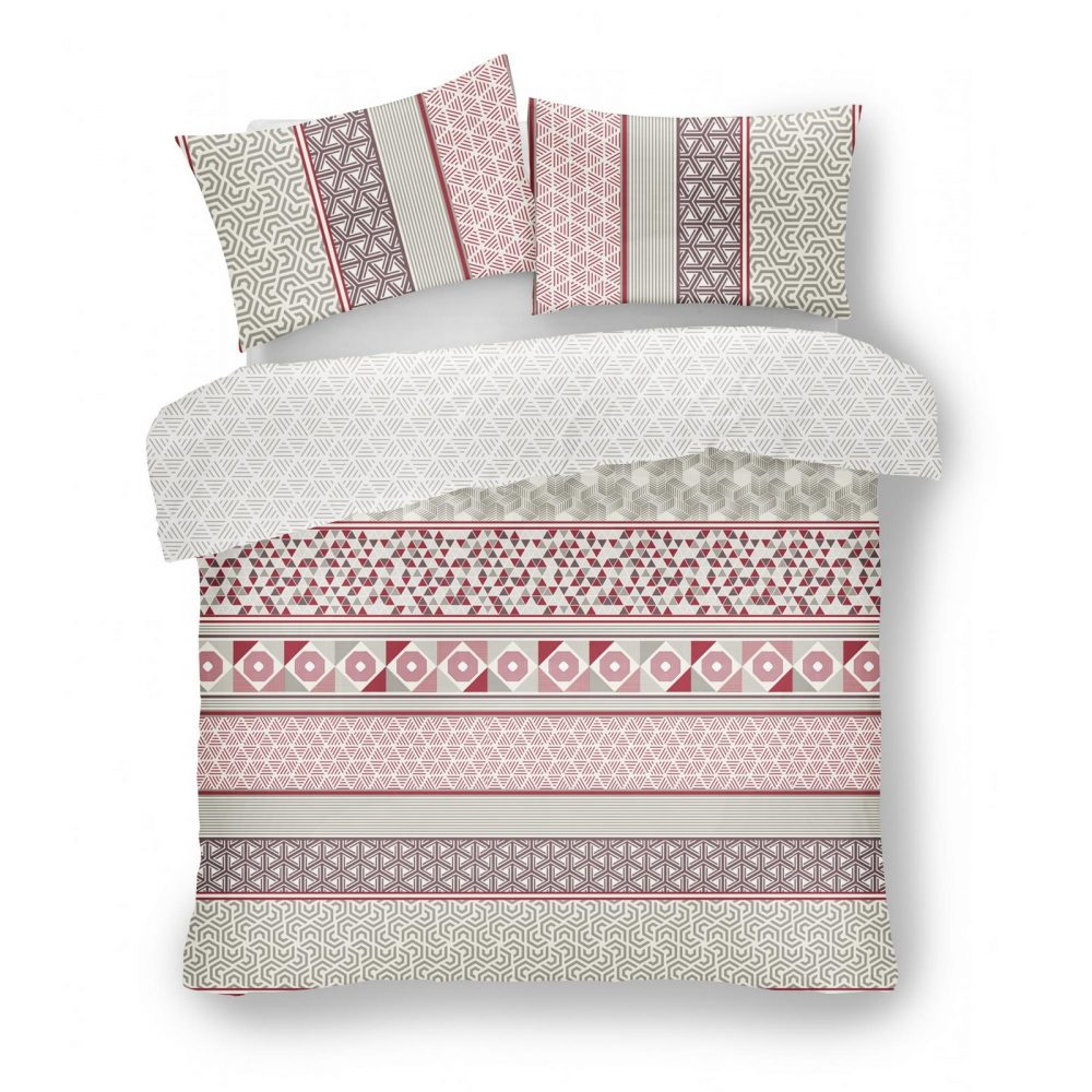 11156895 printed duvet set helsby double natural 1 1