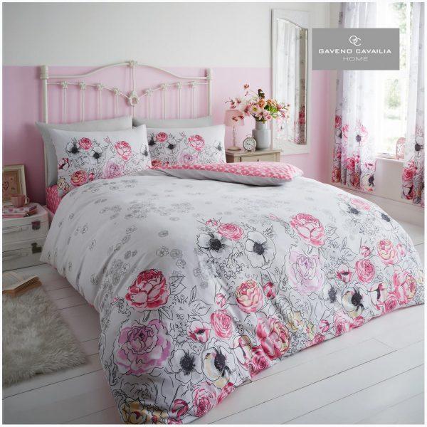 11156925 printed duvet set violet cottage double grey 1 2