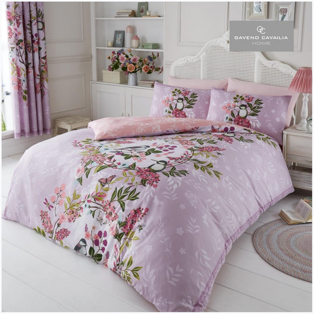 11156987 printed duvet set wisteria double lilac 1 1