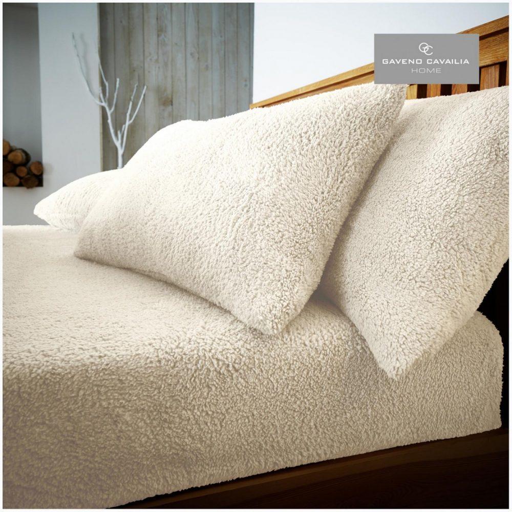 11158950 teddy pillow case cream 1 1
