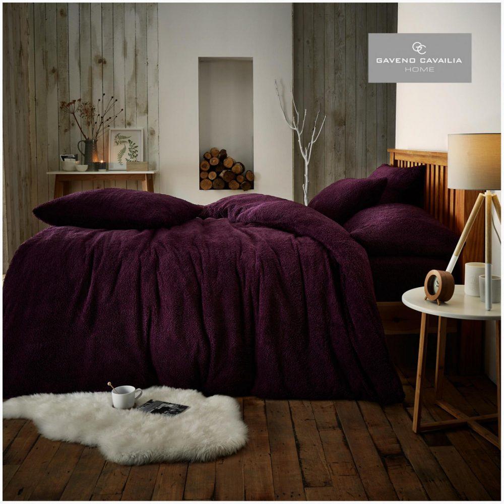 11159063 teddy plain duvet set double aubergine 1 2