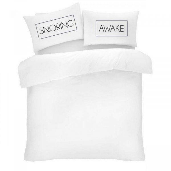 11162568 novelty pillow case snoring 50x75 1 1