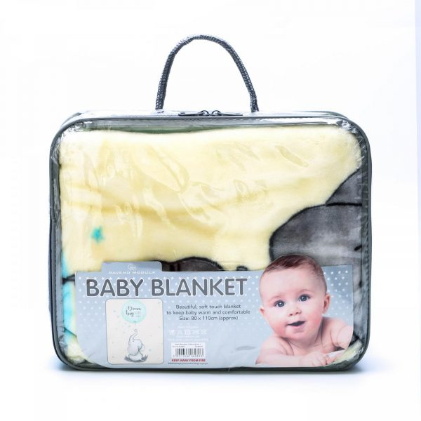 11162803 baby blanket 80x110 elephant 1 2