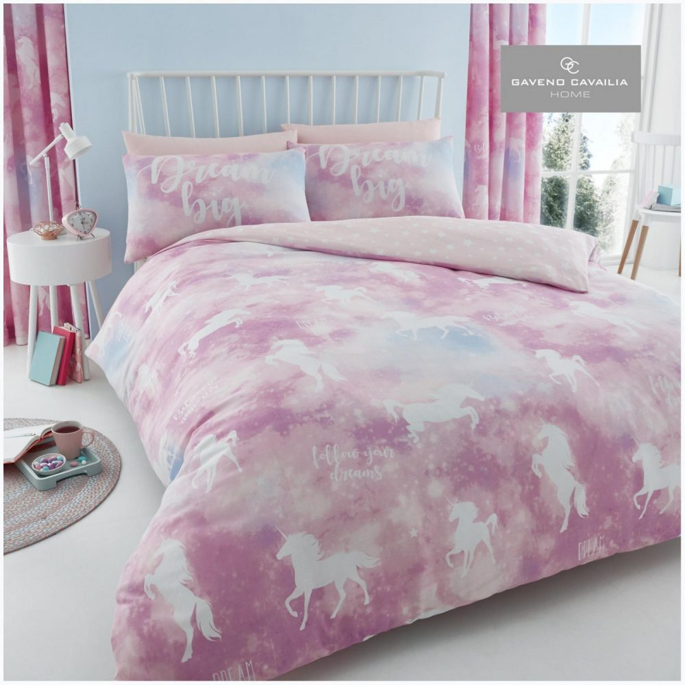 11165088 printed duvet set unicorn dreams double multi 1 2