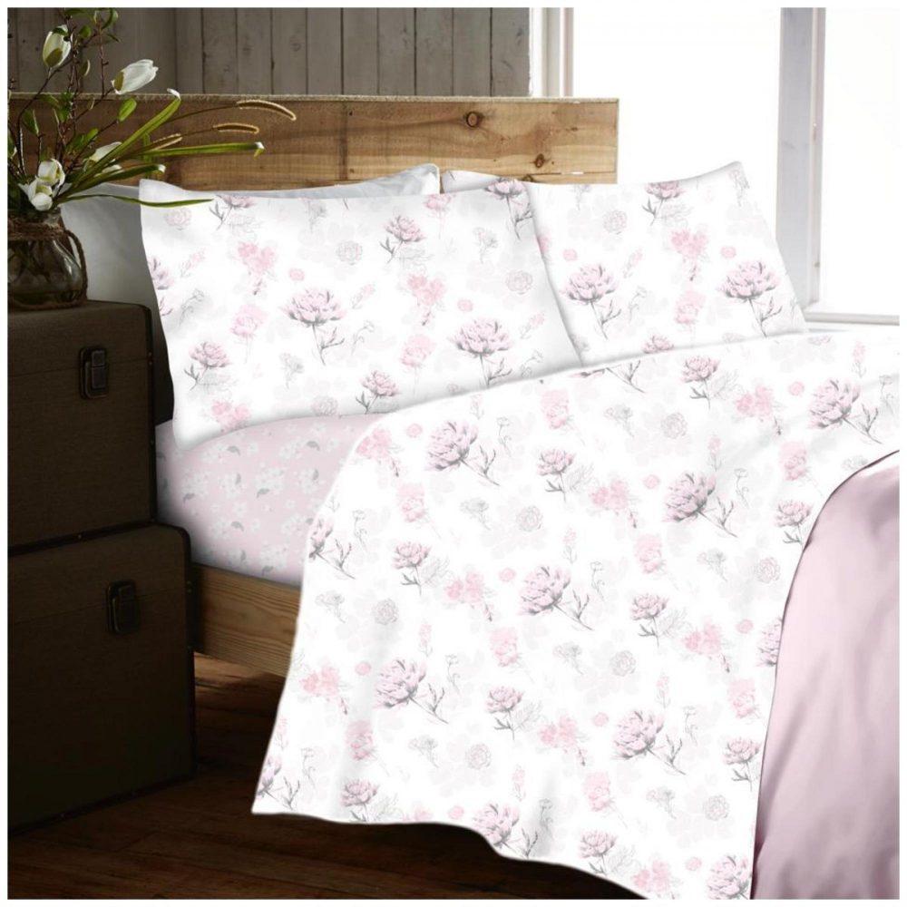 11166658 flannel sheet set yarrow double pink 1 2