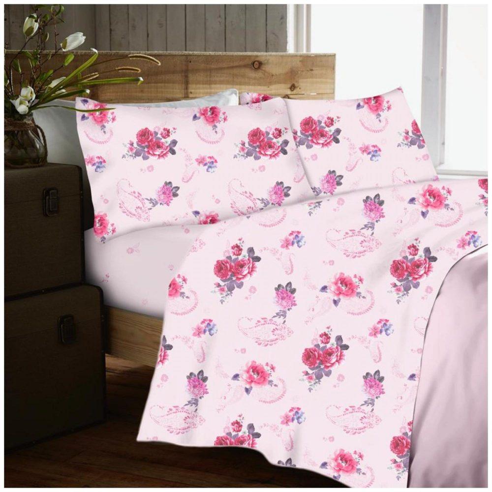 11166740 flannel sheet set nancy double pink 1 2