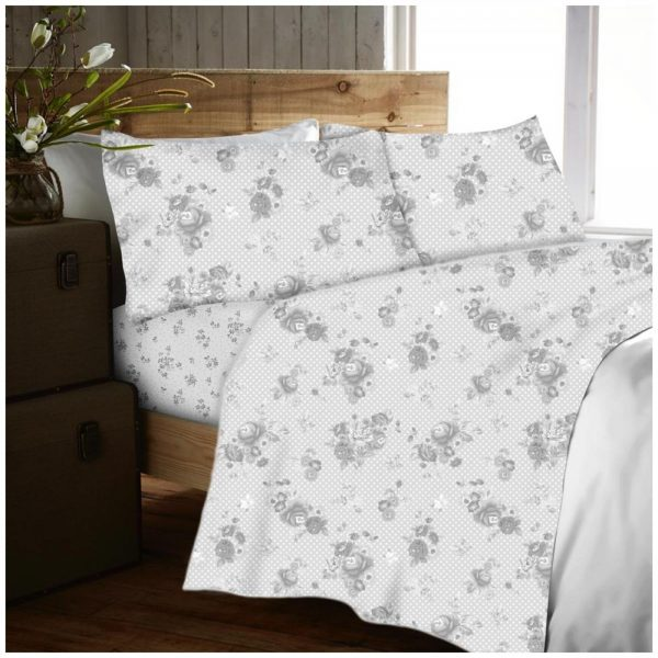 11166832 flannel sheet set traditional disty floral double grey 1 2