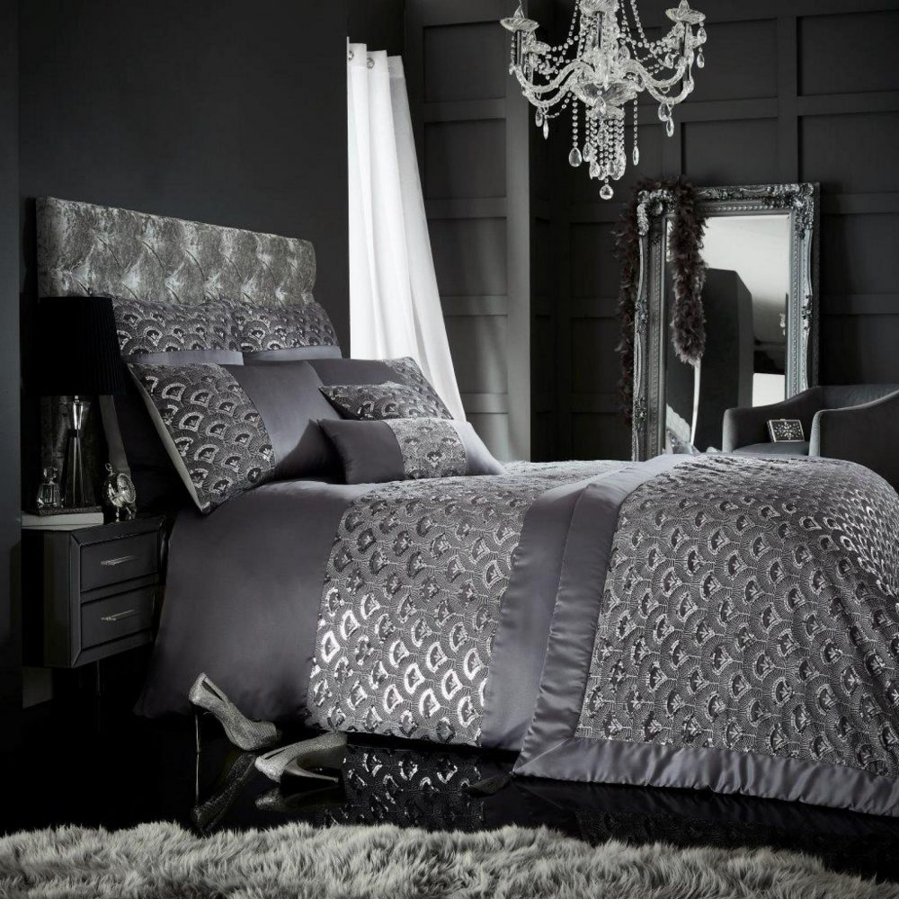 11167778 tessella large pillow case charcoal 1 1
