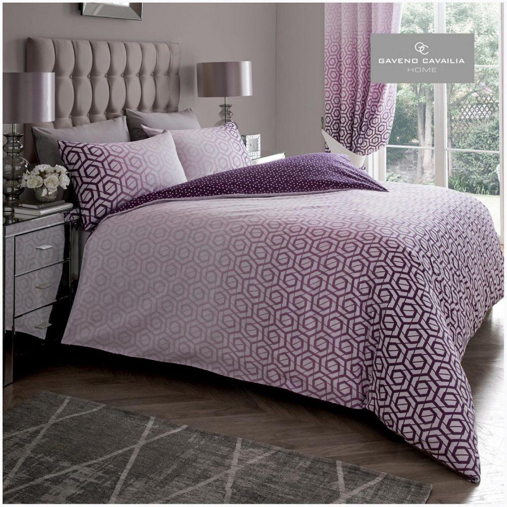 11357001 printed duvet set ohari ombre double purple 1 1