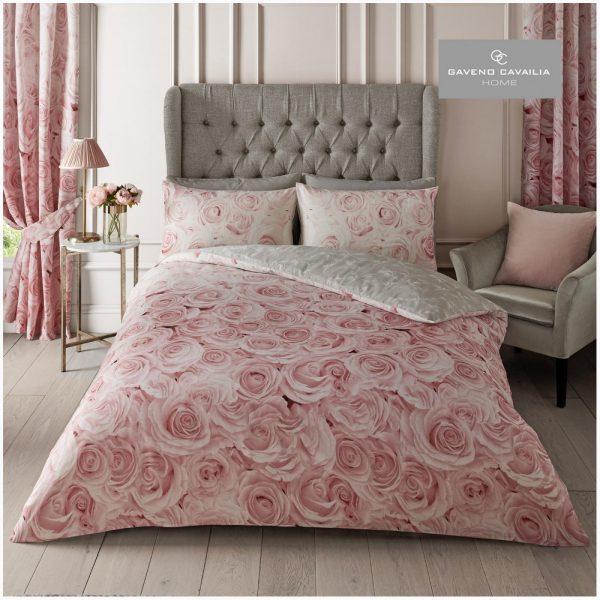 11357209 printed duvet set bellerose double pink 1 2
