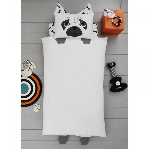 11357926 dog shaped duvet set single 1 2